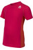 Aclima Junior Lightwool T-Shirt Raspberry/Poinciana